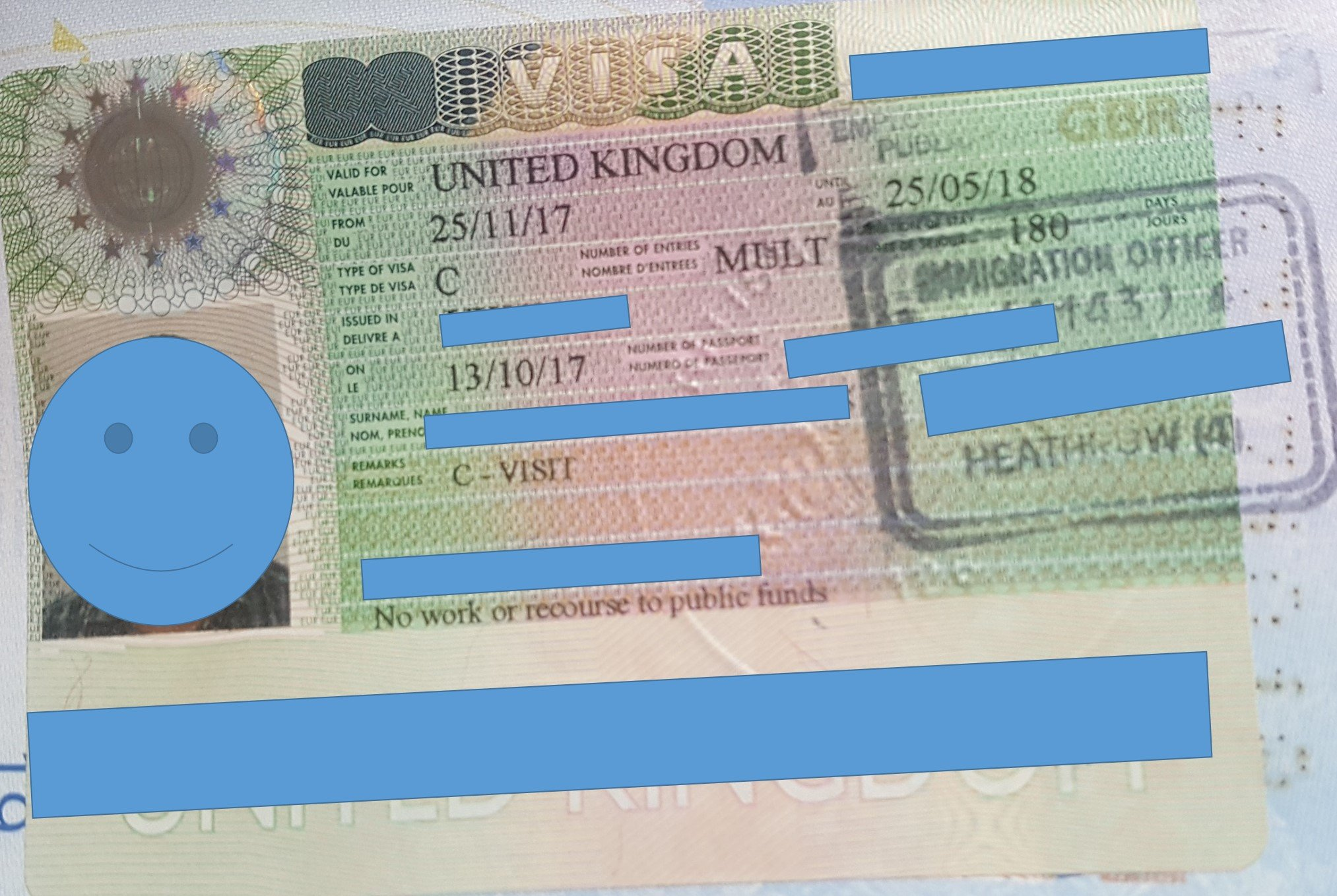 UK Visit Visa Guide for Pinoys – Doctor OffDuty Travel Blog